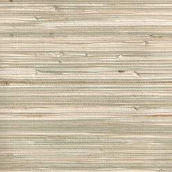 Natural Triangle Grasscloth Wallpaper